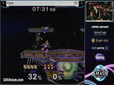 Incredible tech-chasing by S2J! [x-post r/smashbros]