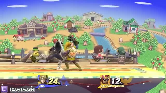 How did Link regain his double jump here?
