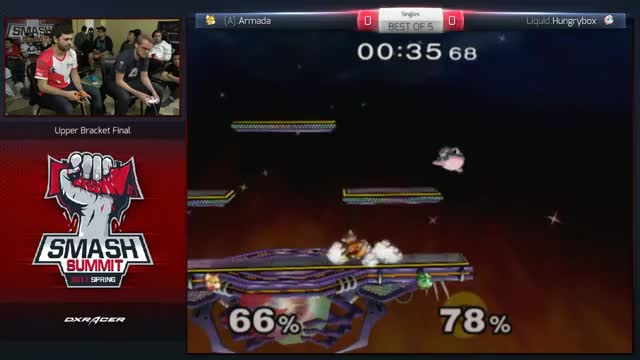 HBox Gets Armada to Crack to Clutch Out a 7-Minute Game