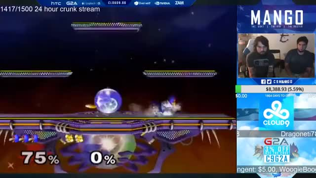 [Falco] Same match, but it deserved its own post too.
