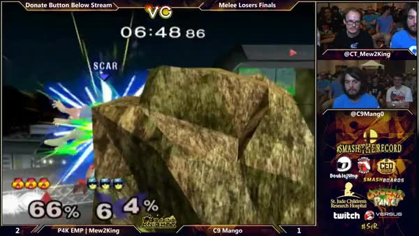 Some insane offstage battles