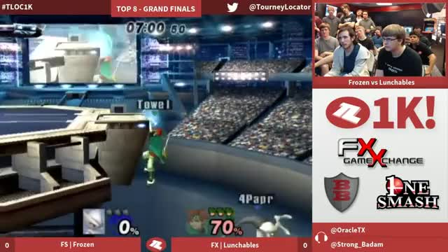 Roy's Fsmash is a beautiful thing