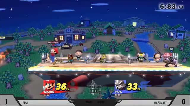 "Mario's New ""Spaghetti and Meatballs"" Combo"