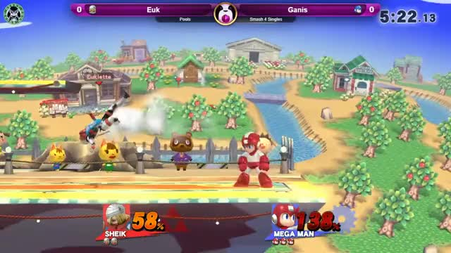 Ganis with the little Kamemushi combo on Euk