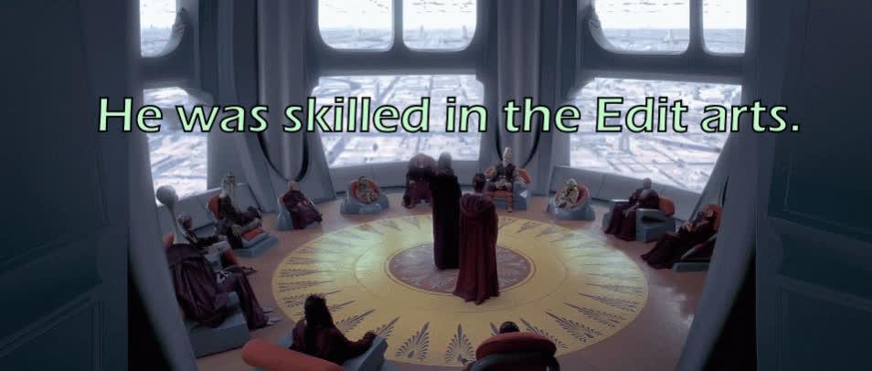 OC Jedi Council