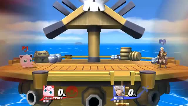 0 to death as Jigglypuff