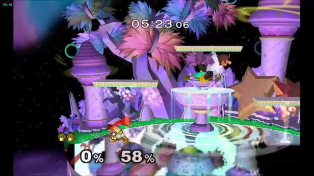 Roy s̶p̶i̶k̶e̶ meteor on netplay