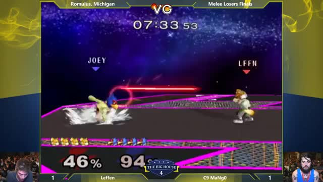 It's good to reminisce about when Mango would thrash every scrubby fox in his way