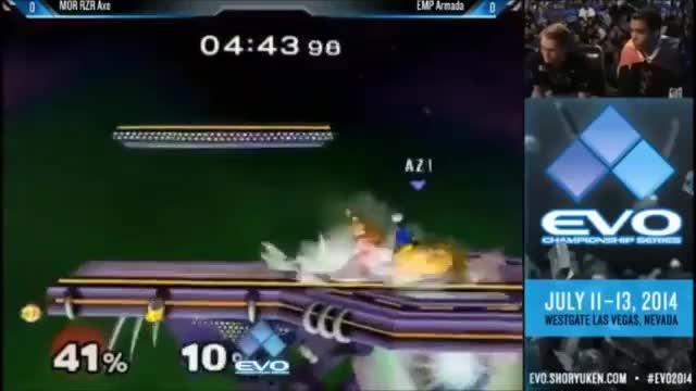 [Pikachu] Axe's clean finish against Armada.