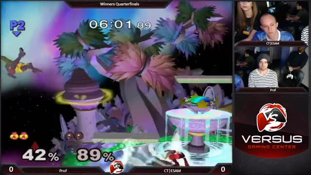 ESAM Plays Melee! Gfycat Proof!