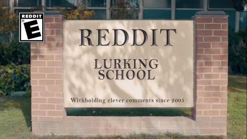 Reddit: Lesson One