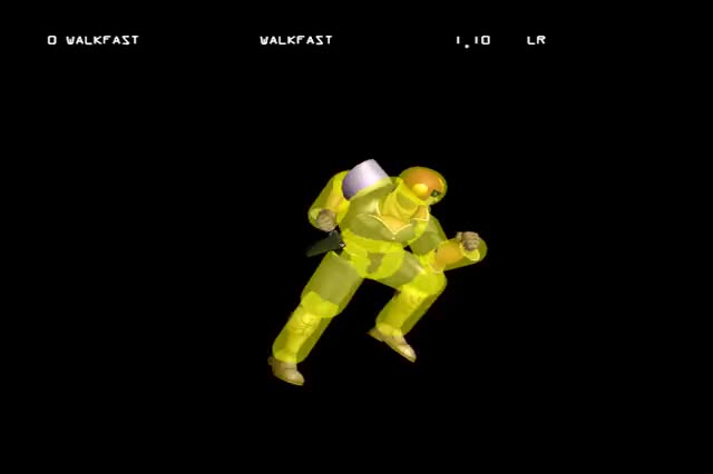 HTML5 Project Update #1: Captain Falcon