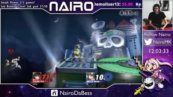 Nairo's Dark Pit