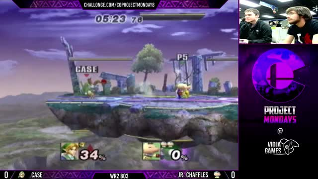 Olimar has some footstool things.