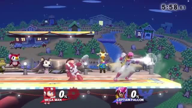 Zucco's Mega Man 0-Death on Max Ketchum