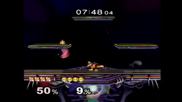 Armada touches Mang0 at Pound 4