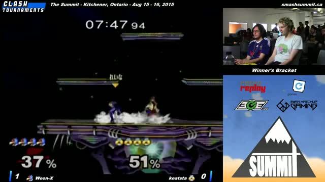 [Falco] A quick and brutal combo from the Chilean Saiyan Weon-X.