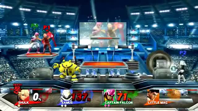 [Wii U/3DS] Samus Up Special Jank