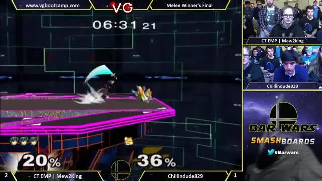 M2K pops off vs Chillin