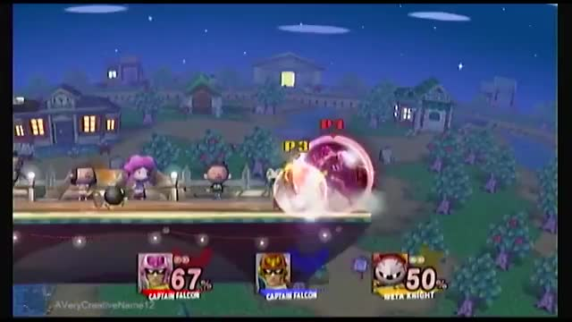 Meta Knight just can't catch a break