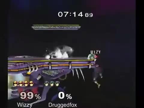 Wizzrobe Takes DruggedMarth Across Battlefield