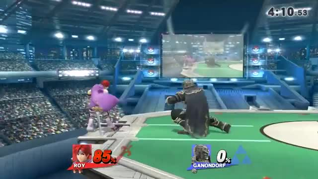 Interesting mixup combo with Roy?