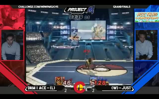 Just's Wario closes out the tourney with a savage combo