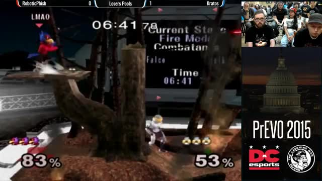 The difference between Falco and Sheik players.
