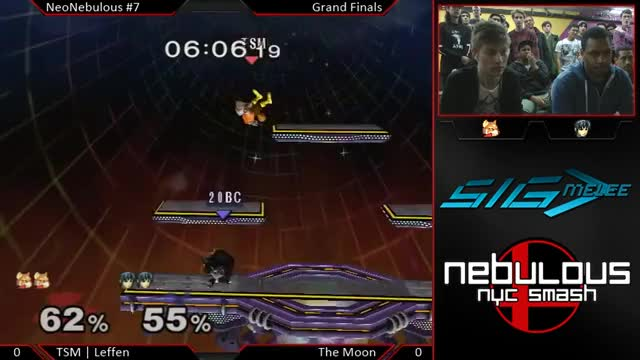 Moon with the juiciest tech read into a Kenneth Combo VS Leffen