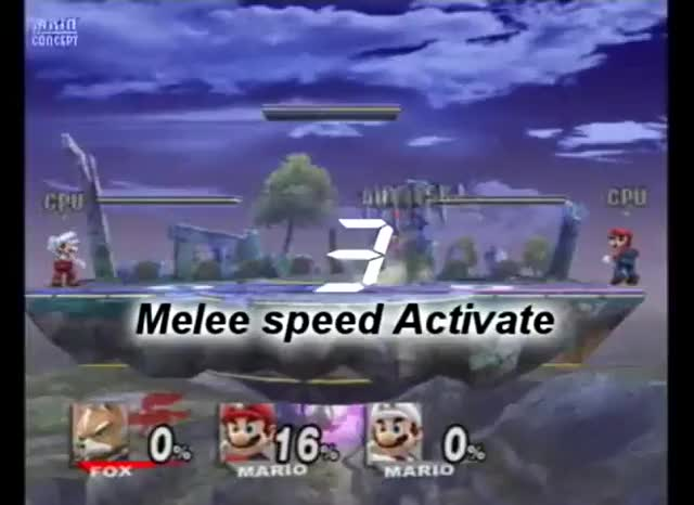 How Fast Is Brawl?