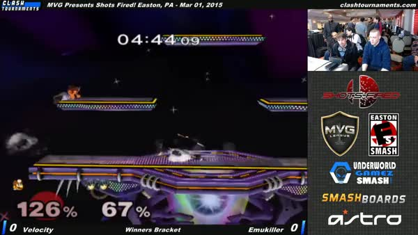 Emukiller's Marth finishes the match with style.