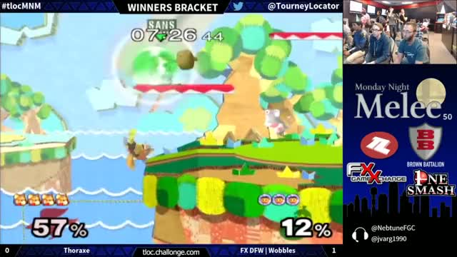 A Crazy Desync Combo from Wobbles