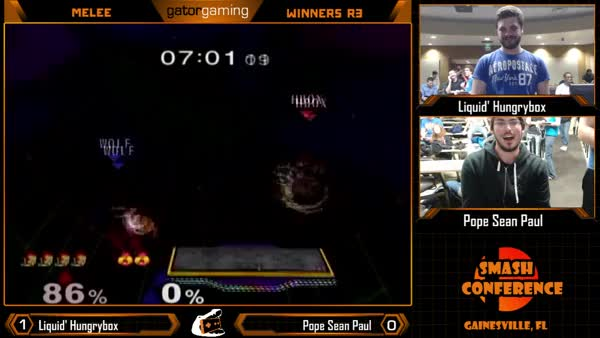 Hbox stomps his opponent into giving up