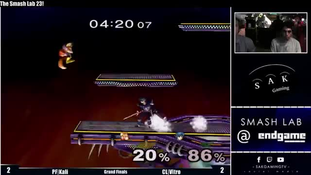 The bracket-resetting Ken combo that wasn't. [gfy]
