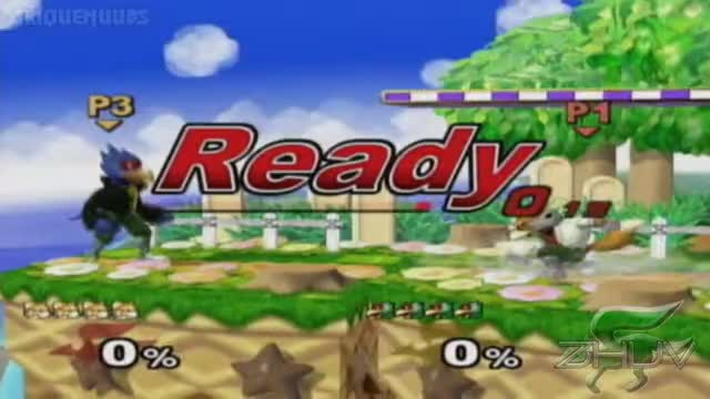 Falco takes 6 seconds to put fox 6 feet under