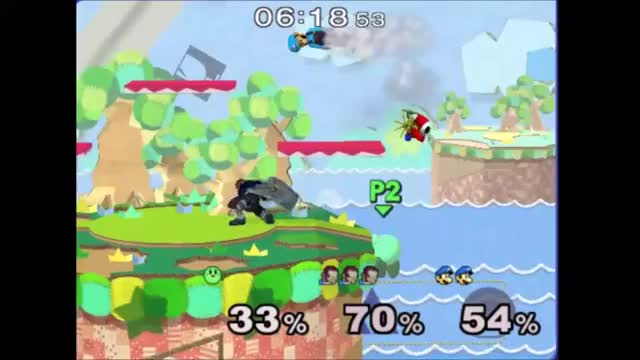 Level 9 Luigi with the team combos