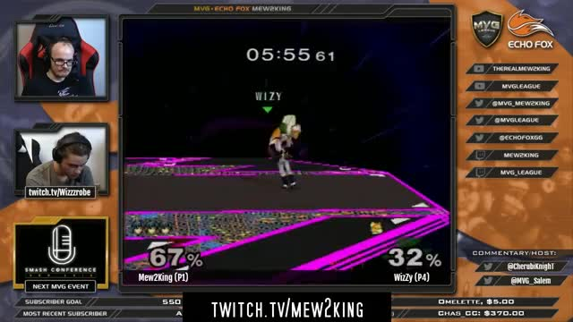 """I just made that up"" – lol m2k"