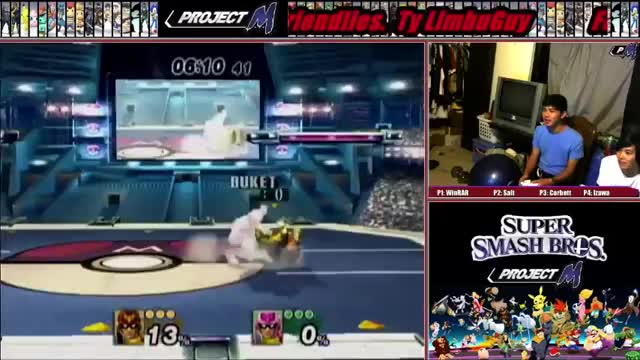 One of my best Captain Falcon Combos