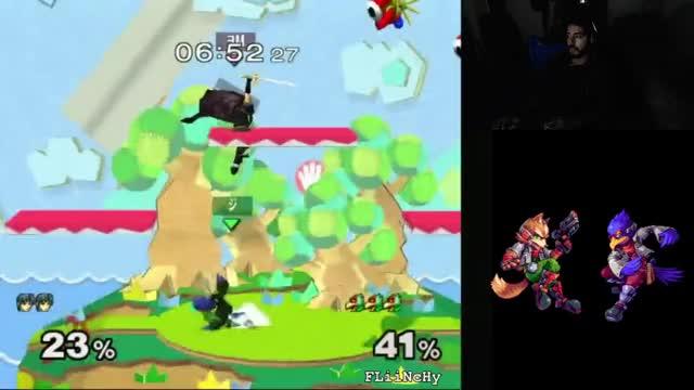 FLiiNcHy's Falco – Grab To Death