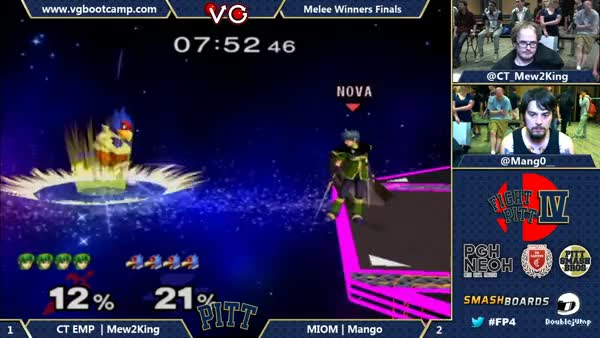 M2K developing new meta, u-tilt combo!