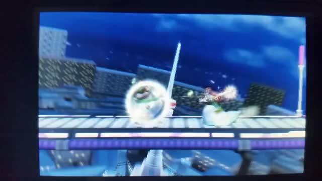 Zelda is flashy