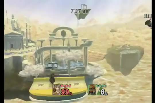 Short Zelda Combo (AIC) (xpost from /r/smashbros)