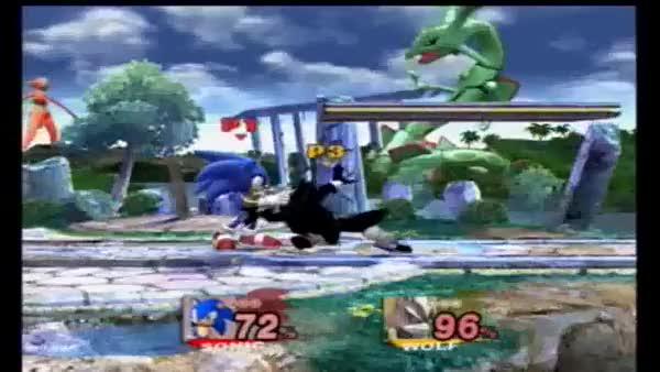 Quick Sonic KO