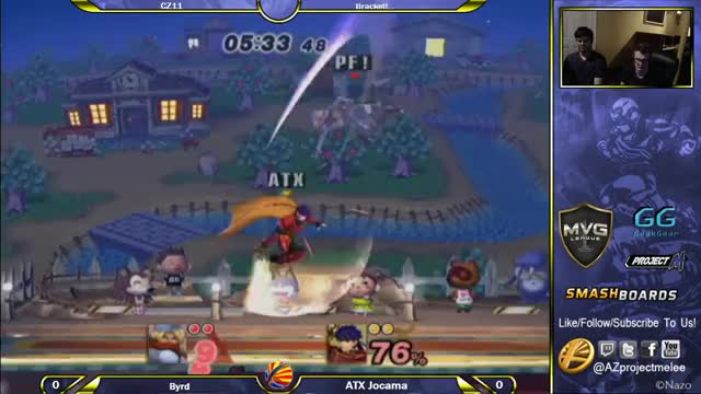 Another Ike combo