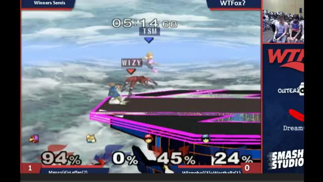 Mango and Leffen End Wizzrobes' Life