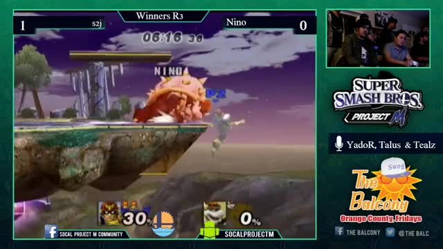 S2J's neat combo/string to end the set