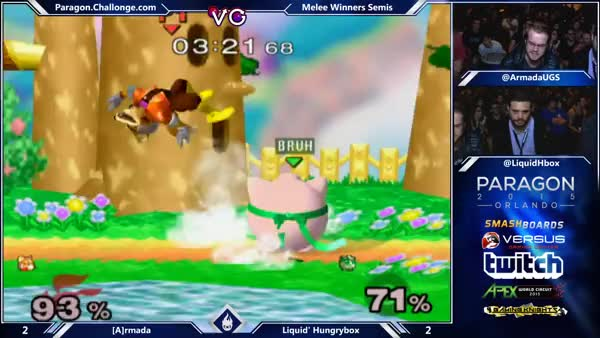 HBox with a precision walk up rest