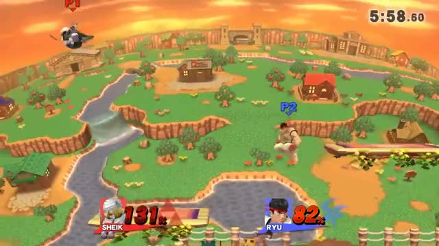 These Smash 4 windboxes are getting crazy
