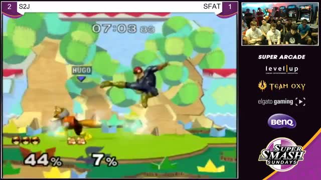S2J getting nutty on SFAT