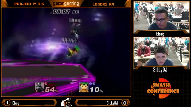 Ness edgeguard and mini pop-off